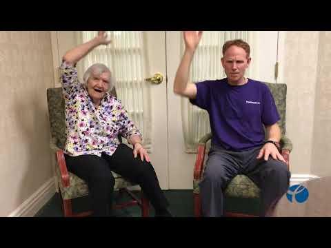 Workout Wednesday: Brain Exercise for Seniors 4.18.18