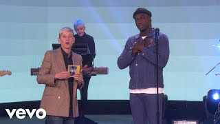 Jacob Banks - Chainsmoking (Live From The Ellen Show/2019)