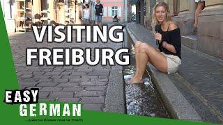 Download Visiting Freiburg   Easy German 313 Video
