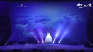 120604 제 6회 더 뮤지컬 어워즈 옥주현 나는나만의것 축하공연