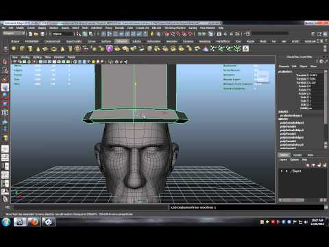 Tutorial: From Maya to Source Engine: Creating a Game Ready Team Fortress 2 Hat - Video 1