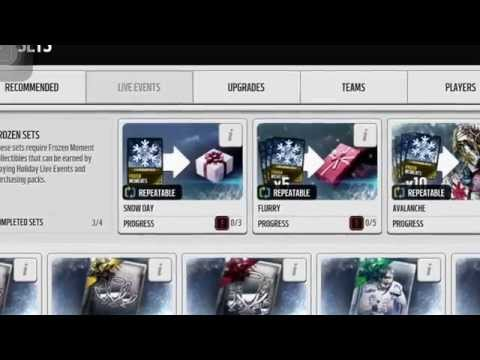 Pack opening madden mobile lets get this account big