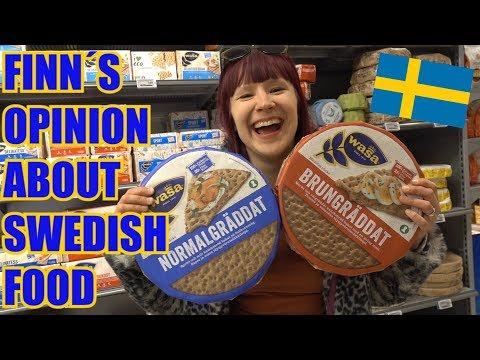 Weekly vlog #16: Shopping at Swedish Supermarket!