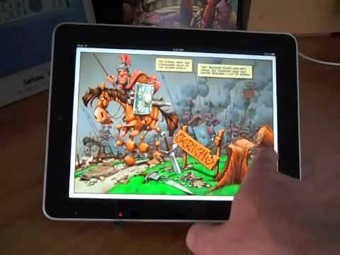 My Upcoming iPad Book