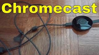 How To Connect A Chromecast To A TV-EASY Tutorial