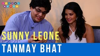 Social Media Star Ep 8 | Sunny Leone, Tanmay Bhat