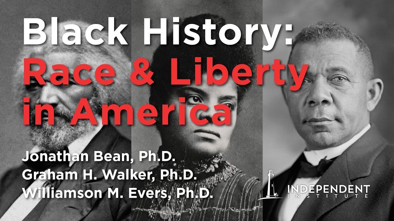 Race & Liberty in America: Frederick Douglass, Ida Wells, Booker Washington, Zora Neale Hurston . .