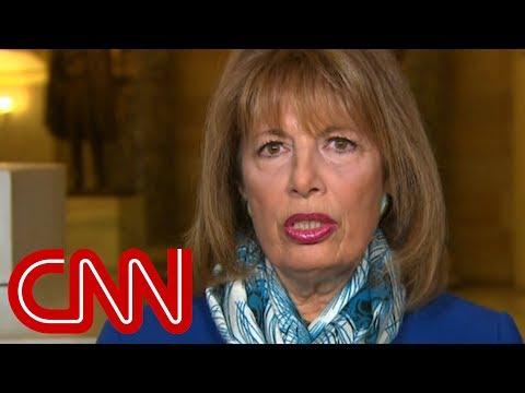 Speier: Trump will go down if Mueller is fired