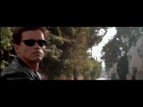 Terminator VS Pee-Wee Herman