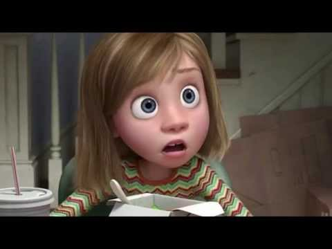 Inside Out - Riley argues with her parents