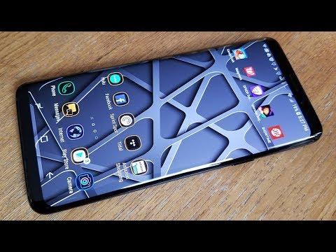 Top 5 Best Themes For Galaxy S9 - Fliptroniks.com