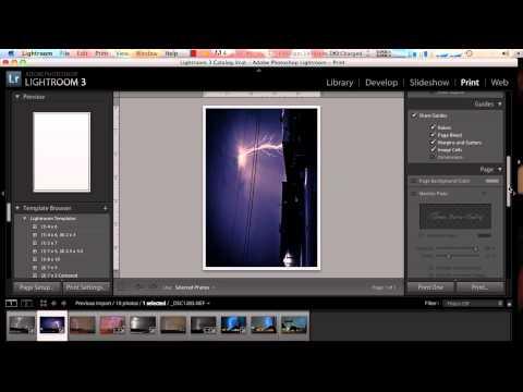 Adding Printer Color Profiles to Lightroom Mac