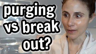 Vlog: Purging vs breaking out, Purito Centella routine, & Erin Condren haul| Dr Dray