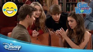 Girl Meets World | The Genius Club | Official Disney Channel UK
