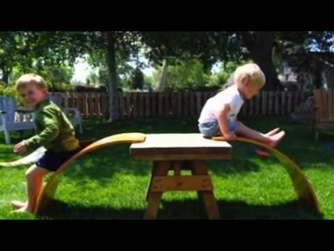 Toy Review: Waldorf Rocker Boards/Balance Boards