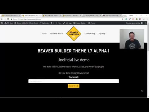 What's new in the Beaver Builder Theme Version 1.7 (Alpha)