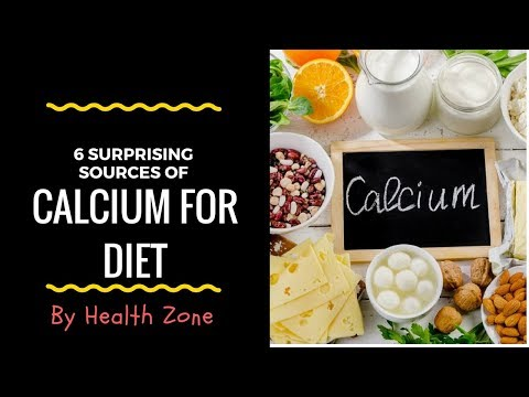 Health Zone | 6 Surprising Sources of Calcium for Your Diet