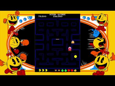 How to beat Pac Man