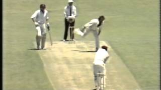 1976 Viv Richards vs Dennis Lillee WACA PERTH - RARE VIDEO!