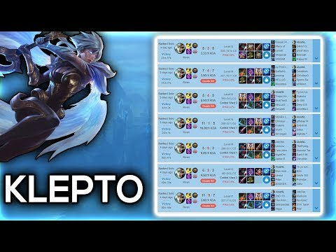 High Elo Riven Beats Tanks With Kleptomancy! OP Masters/Challenge Riven Strategy