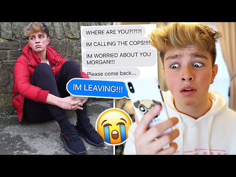 I Disappeared for 48 Hours & Told No One... {You NEED to See What Happened}