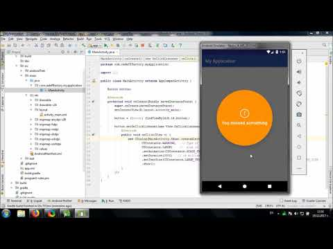 Using CircularDialogs library in Android Studio
