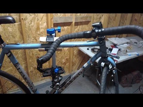 Installing Bar Tape On Bullhorn Handlebars 1X9 Speed Conversion BikeBlogger