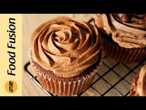 Chocolate Cupcakes Recipe By Food Fusion
