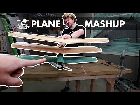 WARBIRD MASHUP   Multi-Wing Mustangs