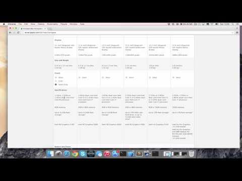 2015 Macbook vs Macbook Air vs Macbook Pro Comparison [Non Techinical][HD][4K]
