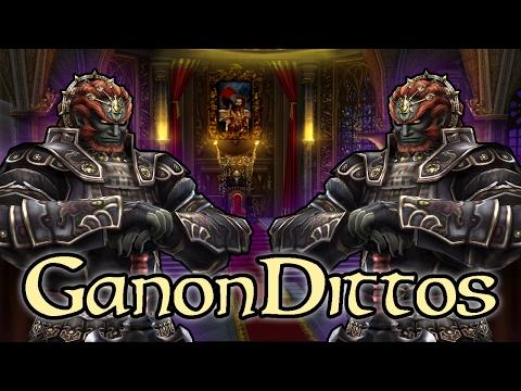 GanonDittos - Smash. Bros Wii U Montage