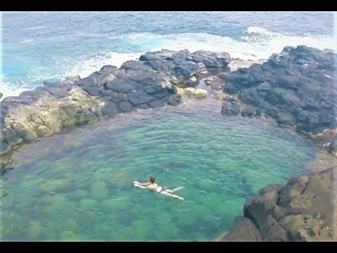 Queen's Bath Kauai Hawaii 2017