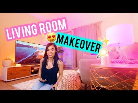 Ultimate Tech Living Room Setup and Tour!