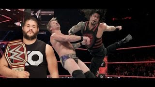 SHOCKING WWE BACKSTAGE Reason For ROMAN REIGNS vs Kevin Owens & Chris Jericho Revealed