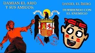 """DaniÉl El Íbero En """"durmiendo Con El Enemigo"""" (damian Y Sus Amigos Ep. 6)"""