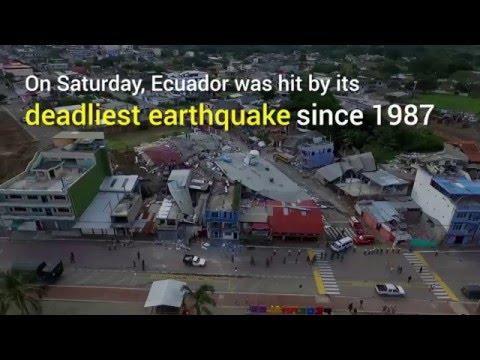Support Ecuador Earthquake Relief   UNICEF USA