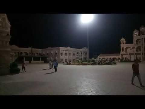 Swaminarayan mandir Sardhar night view
