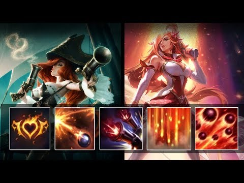 Miss Fortune Montage   Best Miss Fortune Plays Compilation   League of Legends   2017   Season 7