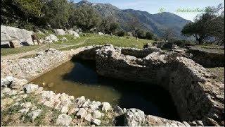 Yacimiento arqueológico de Ocuri, Colonia Buitres Leonados. Ubrique. Cádiz