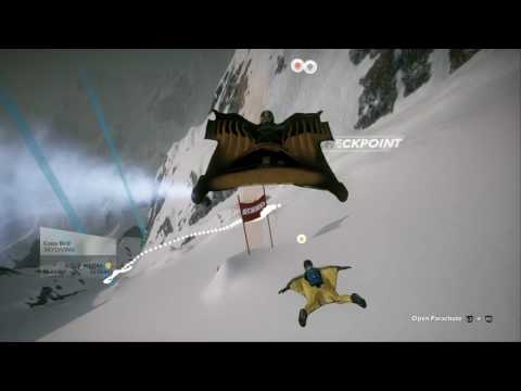 STEEP - Skydiving Crazy Bird PS4 HD