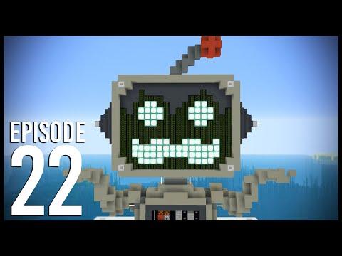 Hermitcraft 7: Episode 22 - BUILDING THE GRUMBOT!