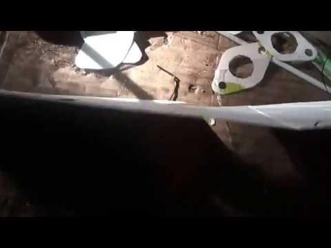 Making ATV intake Manifold or carb gaskets