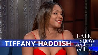 Tiffany Haddish Doesn
