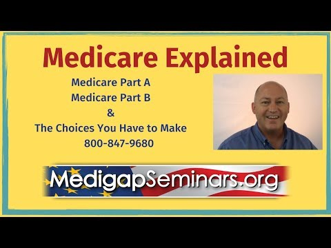 Medicare Explained (2018)