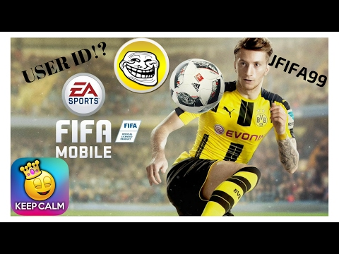 How to find your user ID in Fifa Mobile!