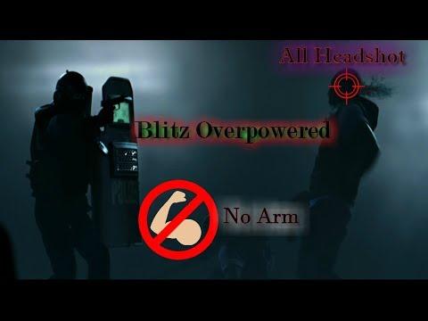 Blitz is Broken! Blitz Glitch | Rainbow Six Siege