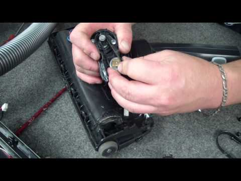 How To CHange The Belt On An Electrolux Ultra Active Powerhead