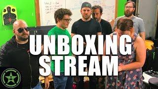 Achievement Hunter Unboxing Stream! (#3)