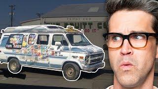 Reacting To Creepiest Ice Cream Trucks Ever