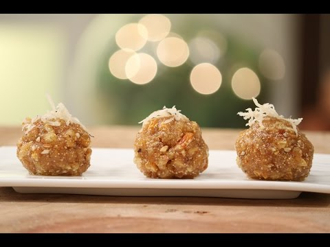 Gond Ka Laddoo | Simple Vegetarian Khana With Chef Saurabh | Sanjeev Kapoor Khazana